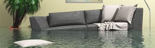 zalane mieszkanie - wynajem osuszaczy