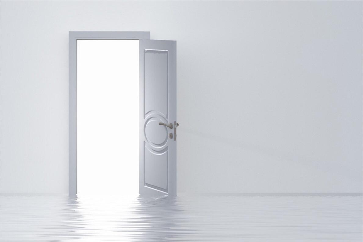 osuszanie budynków białystok - zalane mieszkanie