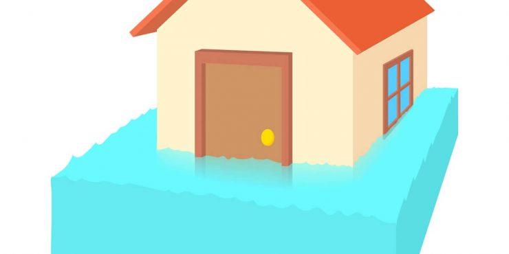 zalane fundamenty domu - osuszanie białystok