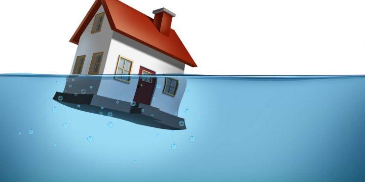 zalany dom jednorodzinny - osuszanie białystok
